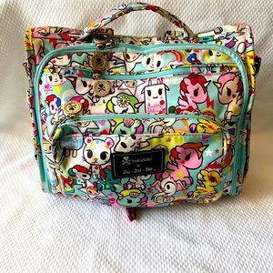 JuJuBe BFF x Tokidoki Unikiki Diaper Bag